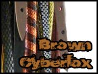 Brown Cyberlox
