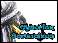 Cyberlox Scrunchies