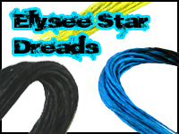 Elysee Star Synthetic Dreads