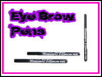 Stargazer Semi-Permanent Eyebrow Pens