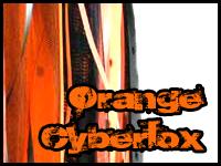 Orange Cyberlox