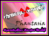 CyberloxShop Phantasia Kanekalon Jumbo Braid