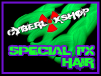 CyberloxShop Special FX Hair