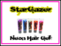Stargazer Neon Hair Gel Colour