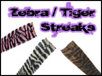 Zebra / Tiger Print