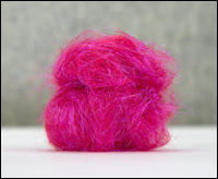 Angelina Fibre - Heat Bondable - Raspberry Sparkle (10g)