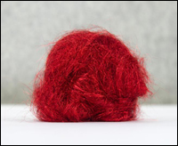 Angelina Fibre - Non-Heat Bondable - Red (10g)