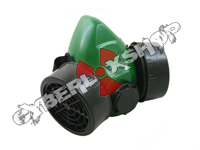 Cyber Respirator - Green