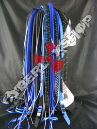 Dark Blue Mistress Cyberlox
