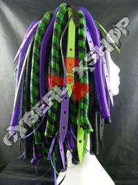DuoWeb - Purple / Green Cyberlox