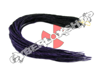 Elysee Star Dreads - #1 Black / Dark Purple Transitional