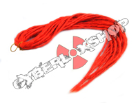Elysee Star Dreads - Red