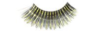 Stargazer False Eyelashes #03 (Black & Gold Foil)