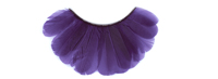 Stargazer False Eyelashes #47 (Purple Feathers)