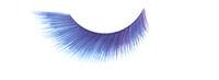 Stargazer False Eyelashes #50 (Blue with Purple Accents)