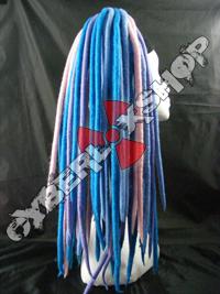 Floss Wool Dread Falls