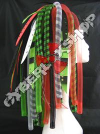 Guitar Hero Cyberlox Wig