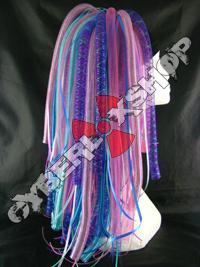 Helix - Pink / Blue Mix Cyberlox