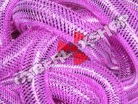 Tubular Crin - Large - Lavender Metallic (5 yds)