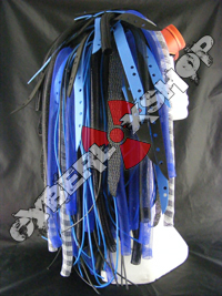Mechanoid Cyberlox Wig