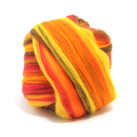 Blaze Merino Wool Blend (50g)