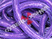 Tubular Crin - Mini - Purple Metallic (5 yds)