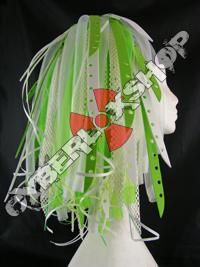 Neon GreenBleach Cyberlox