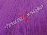CyberloxShop Phantasia Kanekalon Jumbo Braid - Violaceous Purple