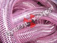 Tubular Crin - Large - Pink Metallic (5 yds)