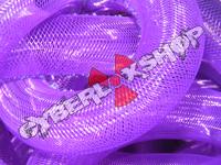Tubular Crin - Large - Purple Non-Metallic (5 yds)