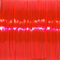 Rexlace - 100 Yard Spool - Clear Red