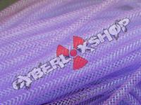 Tubular Crin - Skinny - Purple Non-Metallic (10m Offcuts)
