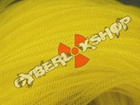 Tubular Crin - Skinny - Yellow Non-Metallic (5m)