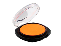 Stargazer Fluorescent Eye Shadow Pressed Powder - Orange