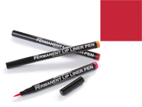 Stargazer Semi-Permanent Lip Liner Pen - #6 Red