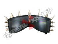 Cyber Sunglasses - Mixed Spikes