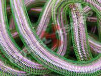 Tubular Crin - Large - Purple Petroleum Metallic (5 yds)