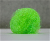 Angelina Fibre - Heat Bondable - Key Lime (10g)