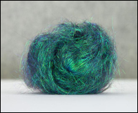 Angelina Fibre - Heat Bondable - Peacock (10g)