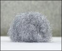 Angelina Fibre - Non-Heat Bondable - Silver (10g)