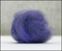 Angelina Fibre - Heat Bondable - Ultra Violet (10g)