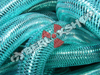 Tubular Crin - Large - Aqua Metallic (5 yds)