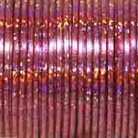 Britelace - 50 Yard Spool - Red Holographic