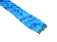 "Clip-In Extensions - Blue Camo 12"" (pack of 2)"