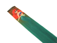 Disney Clip-In Extensions - Ariel / The Little Mermaid (Brown)