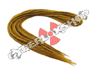Elysee Star Dreads - Gold