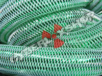 Tubular Crin - Large - Emerald Metallic (5 yds)