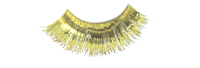 Stargazer False Eyelashes #11 (Gold Foil)
