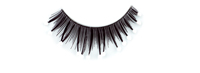 Stargazer False Eyelashes #39 (Black with White Beads)