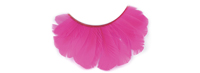 Stargazer False Eyelashes #46 (Bright Pink Feathers)